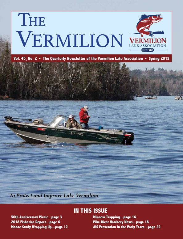 Vermilion Lake Association Newsletter