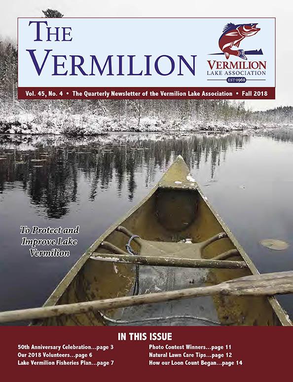 Vermilion Lake Association Newsletter