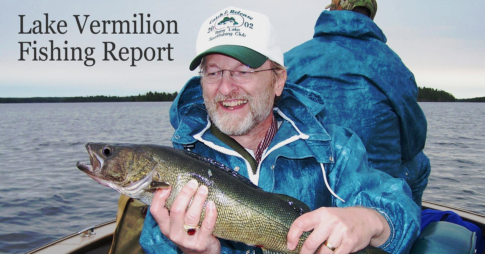 lake vermilion fishing report